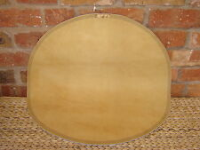 "24""INDUSTRIAL ROUND METAL WORKERS PANEL BEATERS LEATHER SANDBAG"