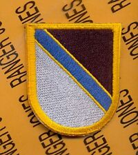 US Army SPECIAL WARFARE EDUCATION GROUP SWEG Airborne beret flash patch
