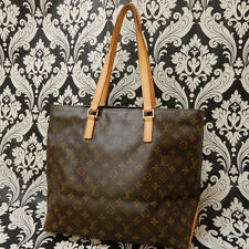 Rise-on LOUIS VUITTON MONOGRAM CABAS MEZZO Tote Bag Shoulder Bag #35 t