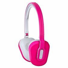 Altec Lansing High Performance Women's Headphones with Mic, Pink - MZX662