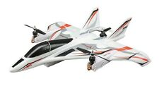 E-FLITE CONVERGENCE VTOL PNP RC PLANE QUAD VERTICAL TAKE OFF SPEKTRUM EFL11075