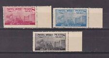 poland 1939 three unissued stamps   Rare!            b1171