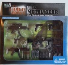 "Blue Box BBi Elite Force Full Metal Gear 1/6 12"" Rifle/Pistol"