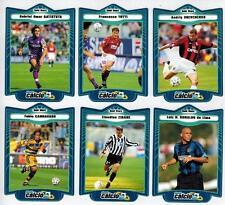 Pianeta Calcio 2000 Cards Serie Completa Gold Stars DS Totti