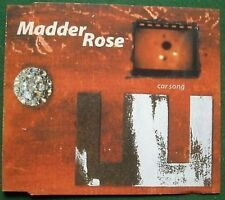 Madder Rose Car Song Absolutely Excellent Condition CD Single