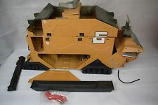 Gi joe, action force mobile, centre de commandement, cobra, vintage jouet, 1980s, 1990s