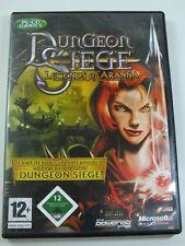 !!! PC WINDOWS SPIEL Dungeon Siege Legends of Aranna, gebraucht aber GUT !!!
