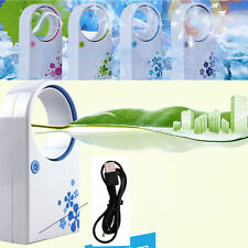 PORTABLE HANDHELD AIR CON AIR CONDITIONER DESKTOP FAN COOLER USB MINI OL USD