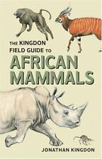 The Kingdon Field Guide to African Mammals (Princeton Field Guides)-ExLibrary