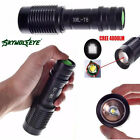 4000LM Zoom Cree XML T6 LED 5 Modes Tactical Flashlight Lamp Torch Military lot