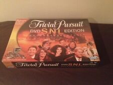 SATURDAY NIGHT LIVE Trivial Pursuit DVD Game (BRAND NEW IN BOX) $40