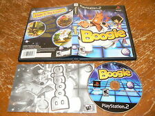 Boogie game for the PlayStation 2 PS2 U.S. NTSC U/C 2007 Electronic Arts EA