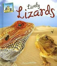 Lively Lizards (Perfect Pets)