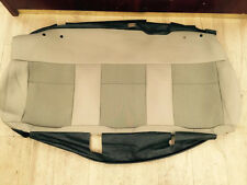 2004 Ford F-150/Mark LT Factory Original REAR UPPER Seat Cover(Tan Cloth)