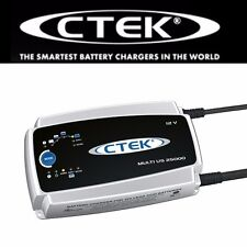 CTEK Multi US 25000 12V BATTERY CHARGER MAINTAINER AGM 56674 56-674