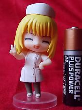 "Death Note Nurse MISA ORIGINAL NENDOROID PUCHI Figure / SOLID PVC 2.8"" 7cm"