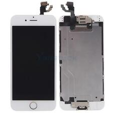 LCD Display + Digitizer + Home Button + Front Camera Assembly for iPhone 6 4.7""