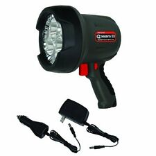 Q-Beam 3 LED Lithium Rechargeable Spotlight, Locking Trigger Switch by Brinkmann