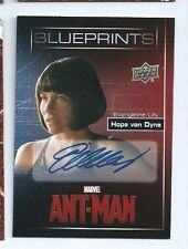 2015 Ant-man autograph Evangeline Lilly AA-EL