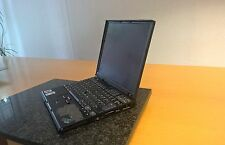 IBM ThinkPad X41 INTEL PENTIUM M 1,5 GHz 512MB FINGERPRINT CARDREADER