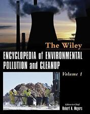 Encyclopedia of Environmental Pollution and Cleanup (Wiley encyclopedia)