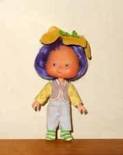 Vintage Strawberry Shortcake Muñeca té de Almendra (1979)