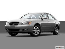 Hyundai : Sonata GLS Sedan 4-Door