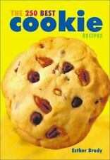 The 250 Best Cookie Recipes-ExLibrary