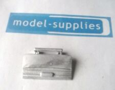 Dinky 952 Bedford Vega Major coach reproduction white metal boot lid