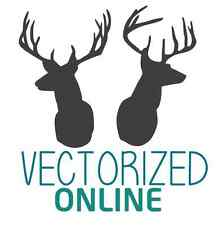 Deers Vectors Designs - 100% Online .eps and .ai