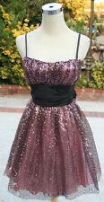 NWT B. Darlin $90 Pink Juniors Prom Party Day Dress 11