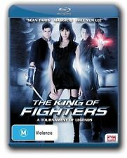 The King Of Fighters (Blu-ray, 2010)
