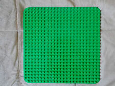 LEGO DUPLO~GROSSE~XXL BAUPLATTE~38x38~GRÜN~LANDSCHAFT~ZOO~PUPPENHAUS~BAUERNHOF