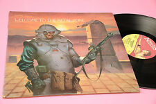 2LP WELCOME TO THE METAL ZONE ORIG UK 1987 EX+ GATEFOLD COVER