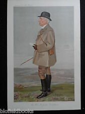 Original 'The World' Supplement Print of Justice Grantham - c1910 - Turf/Judge