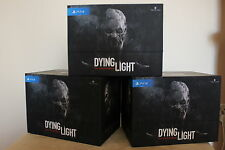 PS4 DYING LIGHT COLLECTOR'S EDITION POLISH EXCLUSIVE PAL COLLECTORS ENG NEW