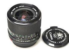 Canon FD 24mm f2