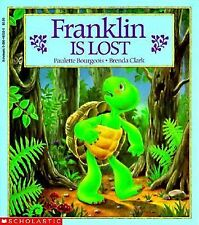 Franklin Is Lost, Paulette Bourgeois, Good Book