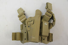 Blackhawk Serpa Holster Beretta 92 96 M9 M9A1 Tactical 430504CT-R-USMC
