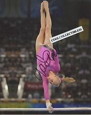 "NASTIA LIUKIN ""OLYMPIC GOLD MEDALIST, DWTS"" HAND SIGNED 8X10 COLOR PHOTO 4"