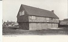 CD26.Vintage Postcard.The Moot Hall, Elstow.Bedfordshire