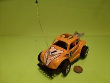 ASAHI RC VW VOLKSWAGEN BEETLE KAFER + OFF ROAD BUGGY -  L17.0cm - GOOD