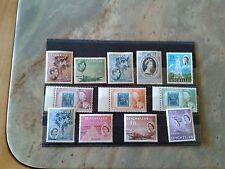 Briefmarken  SEYCHELLEN  INSELN GROßBRITANIEN KOLONIEN 1938,1953,1956  MLH/ MNH