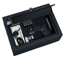 Hand Gun Safe Pistol Vault Box Lock Handgun Storage Safes Cabinet Home Security