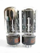 2 matched 1964-65 RCA 5U4GB tubes - Hickok TV7D tested @ 56/55, 60/59, min:40/40