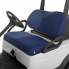 Classic Accessories Fairway Golf Cart Bench Seat Cover NAVY Golf Buggy