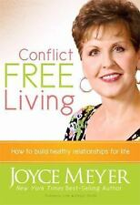 Joyce Meyer_Conflict Free Living:How to Build Healthy Relationships(New Hardcov
