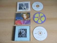 MADONNA 3X CD SINGLES – TAKE A BOW (LTD EDIT) I'LL REMEMBER / BEAUTIFUL STRANGER