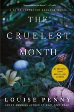 The Cruelest Month by Louise Penny (2011, Paperback Novel Book)