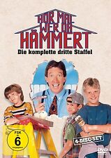 HOME IMPROVEMENT - COMPLETE SEASON 3  -  DVD - PAL & Region 2 - New